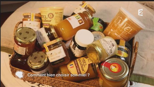 Capture miel FR2 1